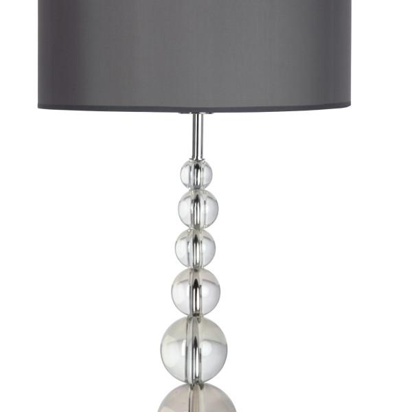 lampe tischleuchte mit kugeln nebelthau interiors. Black Bedroom Furniture Sets. Home Design Ideas